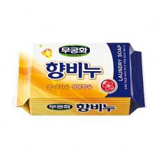 [MUKUNGHWA] Мыло хозяйственное АРОМАТИЗИРУЮЩЕЕ Laundry soap, 230 гр.